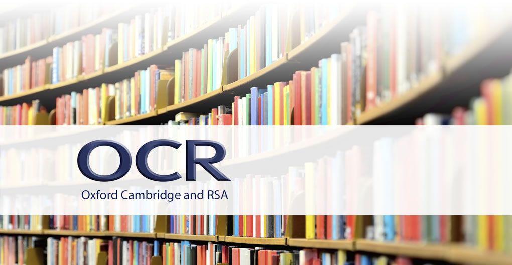 Oxford, Cambridge and RSA